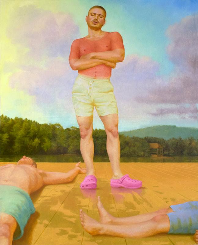 Aaron Feltman - Huntington, NY artist