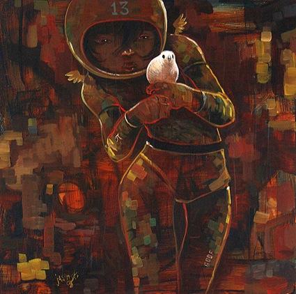 Aaron Jasinski - Seattle, WA artist