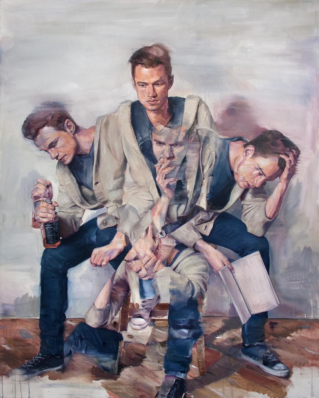 Adam Lupton - Vancouver, BC, Canada artist