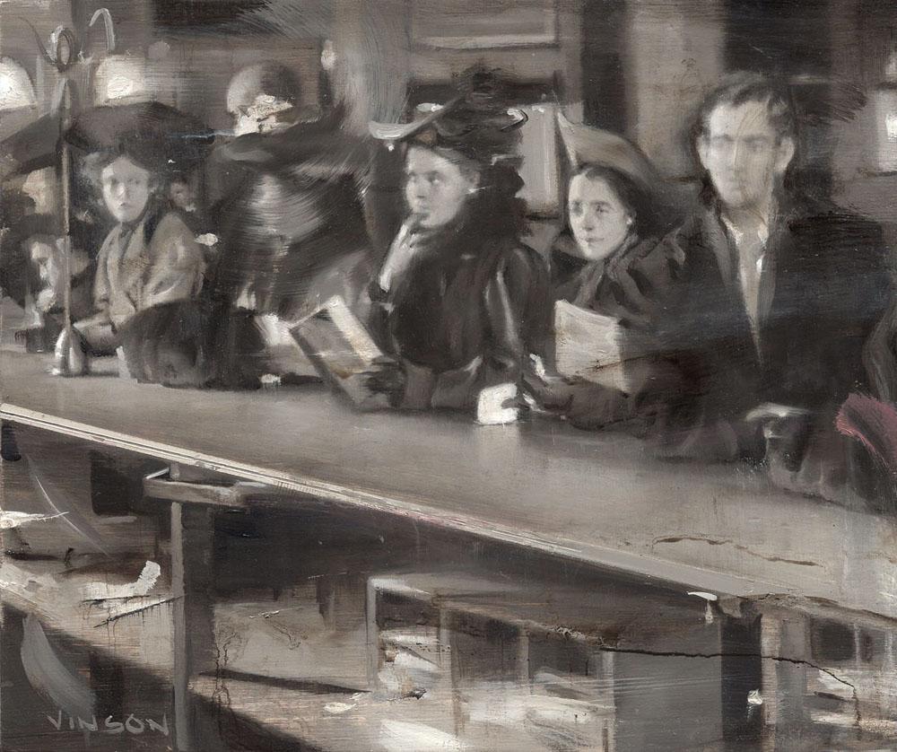 Adam Vinson - Wilkes-Barre, PA artist