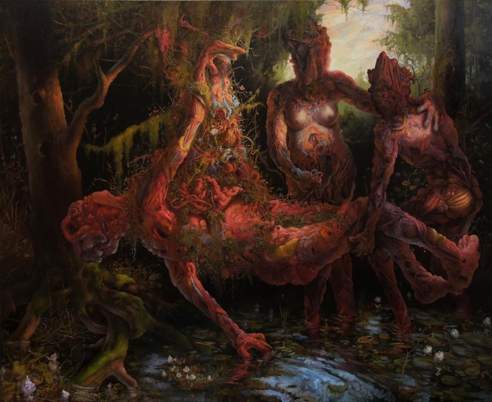 Adrian Cox - St. Louis, MO artist