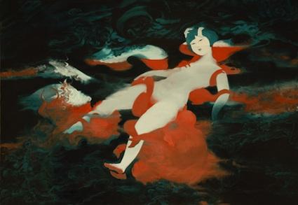 Akino Kondoh - New York, NY artist