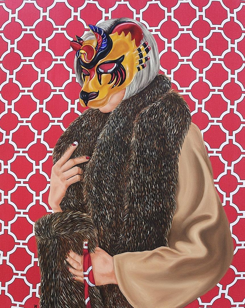 Alea Hurst - Savannah, GA artist