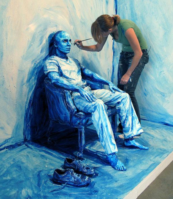 Alexa Meade - Washington, D.C. artist