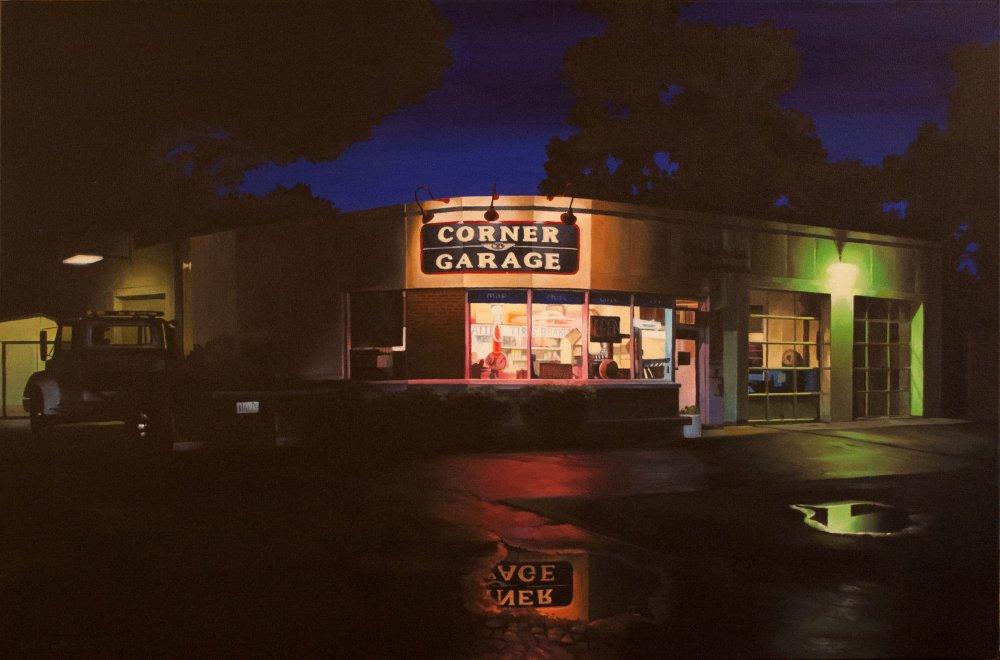 Alex Devereux - Chicago, IL artist