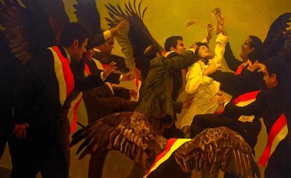 Alexxx Castaneda - Lima, Peru artist