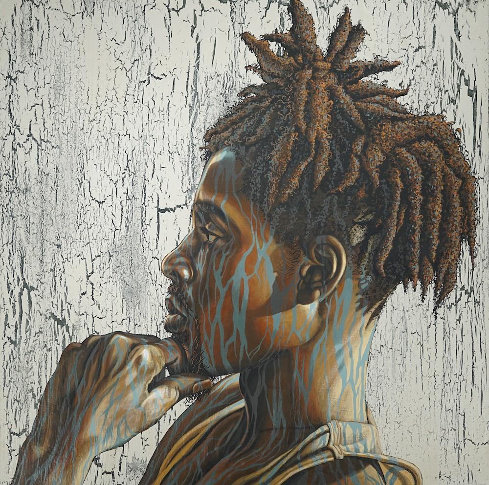 Alfred Conteh - Atlanta, GA artist