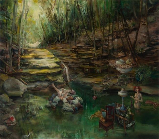 Ali Miller - New York, NY artist