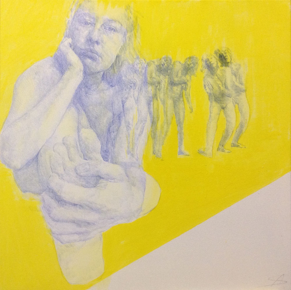 Alina Serebrennikov - Colgne, Germany artist
