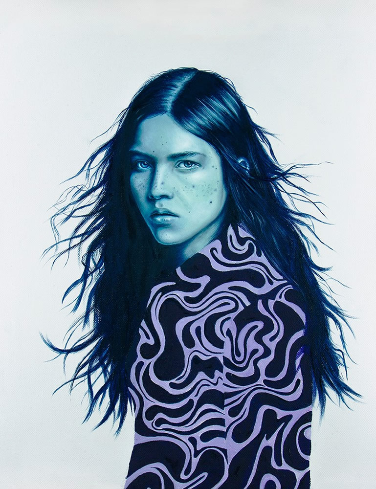 Amanda Mocci - Montreal, QC, Canada artist