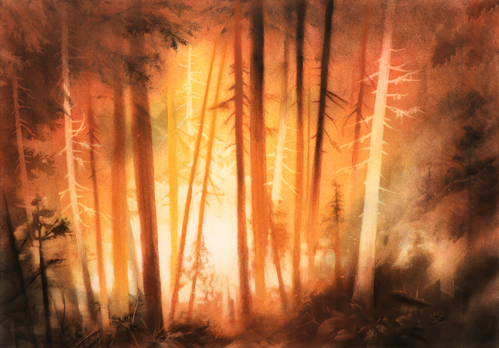 Amory Abbott - Vancouver, BC, Canada artist
