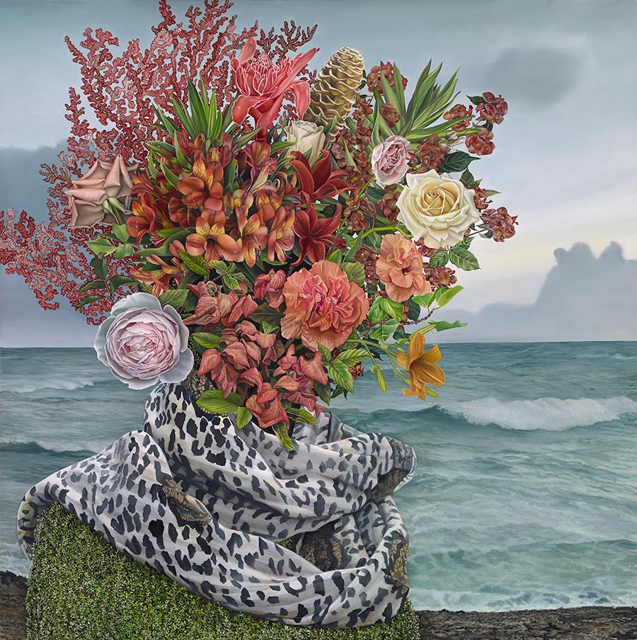 Amy Laskin - Kingston, Jamaica artist