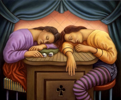 Amy Crehore - Eugene, OR artist