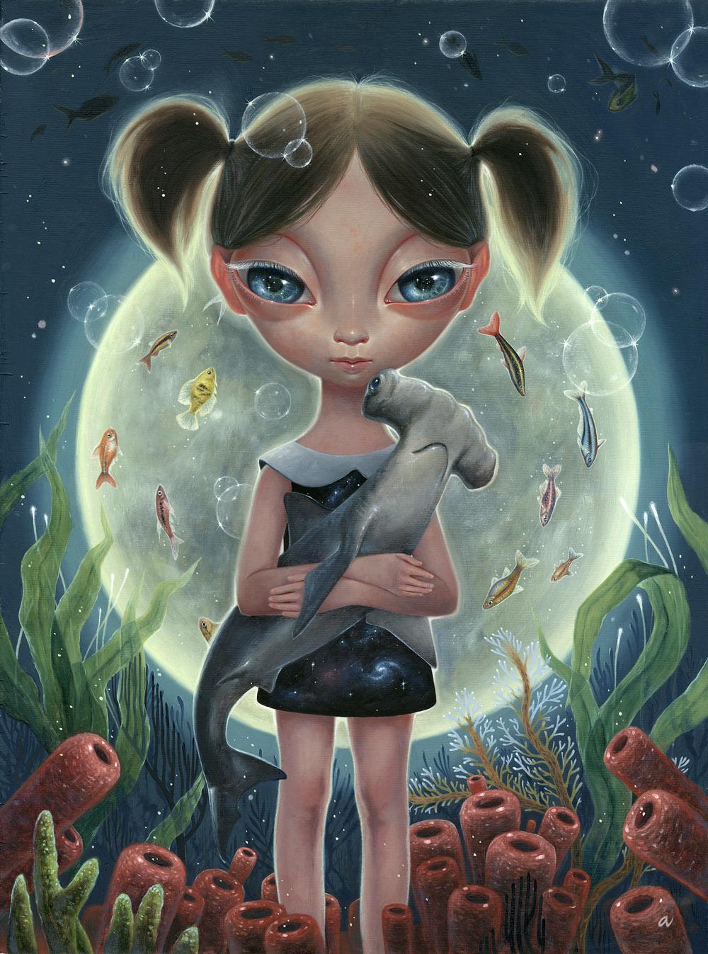 Ana Bagayan - Venice Beach, CA artist