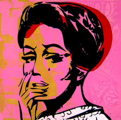 Andrea Heimer - Bellingham, WA artist