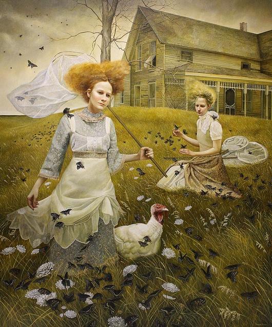Andrea Kowch - Detroit, MI artist
