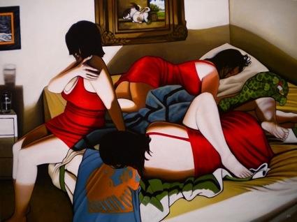 Andrew Ek - Oakland, CA artist
