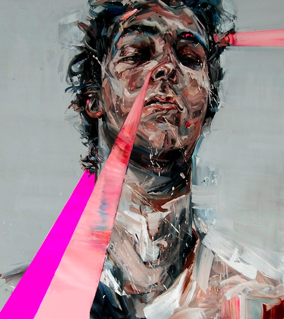 Andrew Salgado - London, UK artist