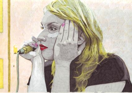 Anna Higgie - Bristol, Avon, UK artist