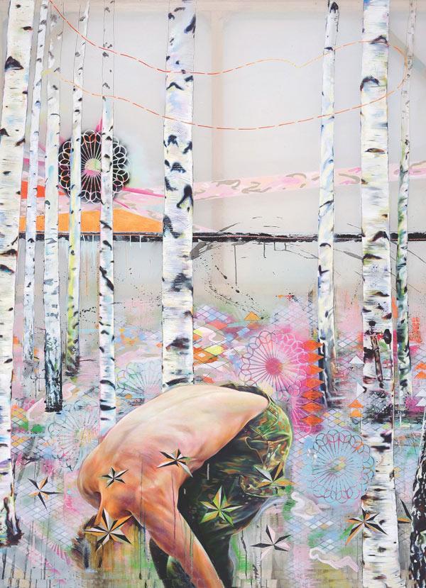 Anne Woelk - Berlin, Germany artist