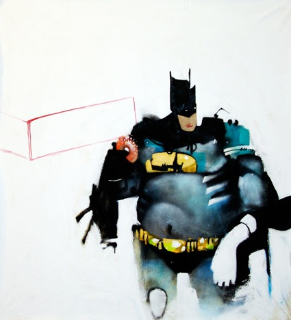Anthony Lister - Brisbane, Australia artist