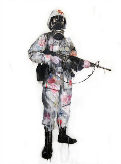 Antony Micallef - London, UK artist
