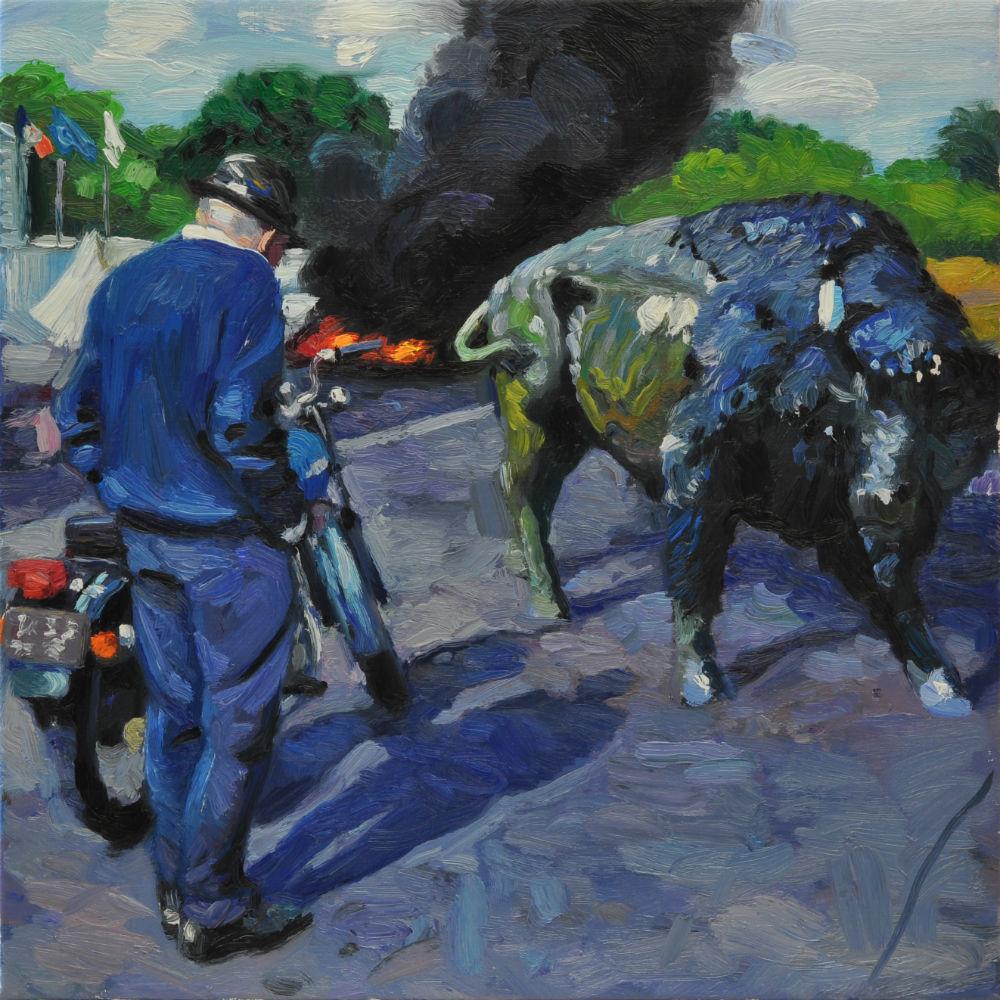 Armel Jullien - Le Brignon, France artist