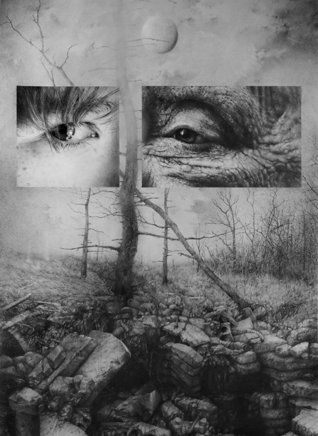 Armin Mersmann - Midland, MI artist