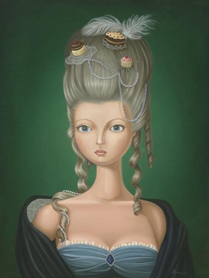 Audrey Pongracz - Detroit, MI artist