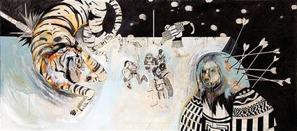 Grant Barnhart - Seattle, WA artist