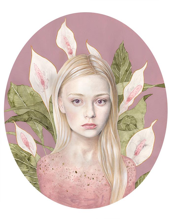 Bec Winnel - Melbourne, Australia artist