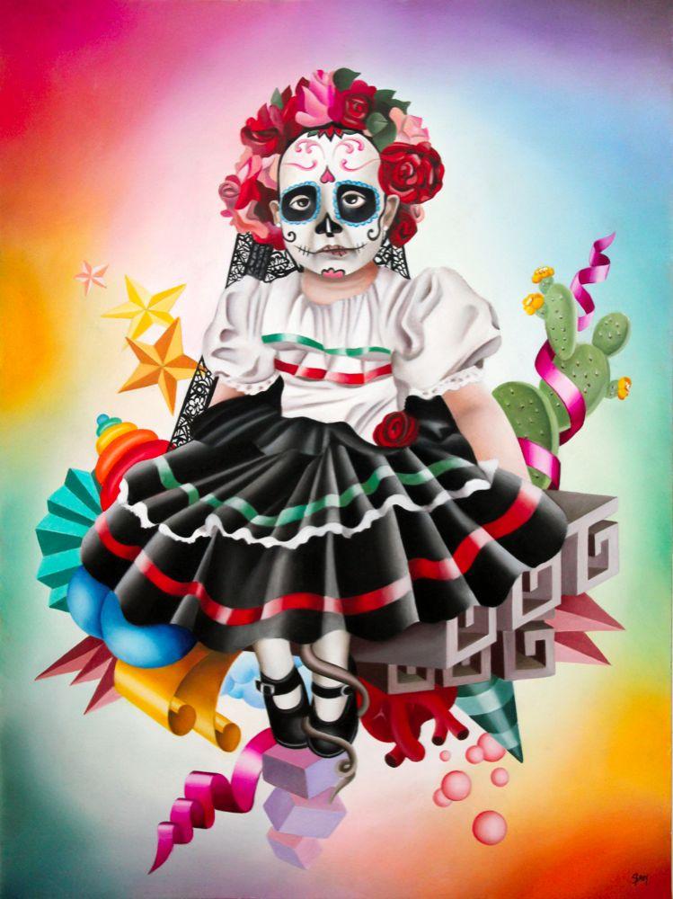 Benjamin de Brousse - Mexico City, Mexico artist