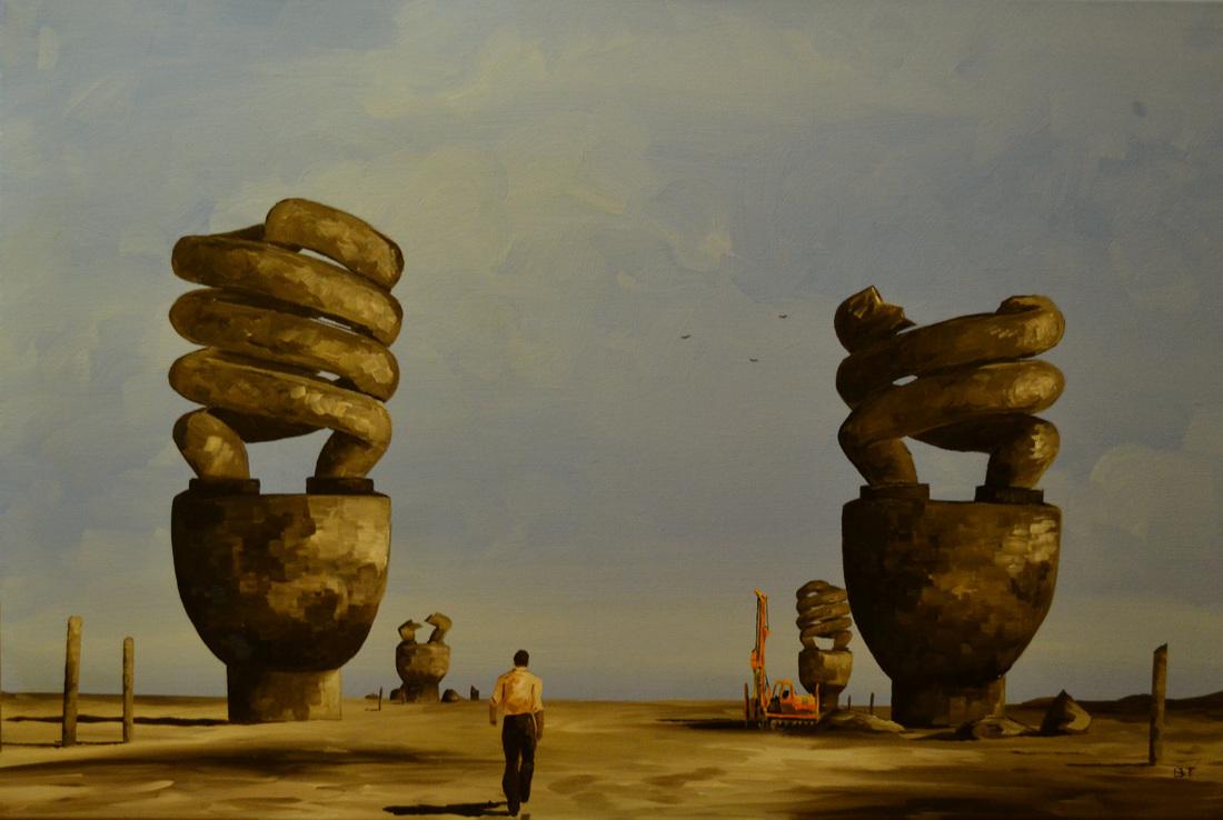Ben Tankard - Blue Mountains, NSW, Australia artist