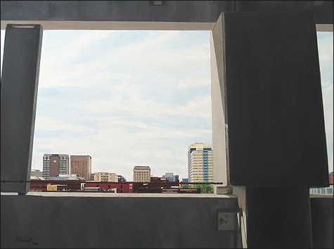Beth Barnett - Portland, OR artist