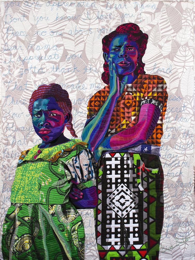 Bisa Butler - Orange, NJ artist