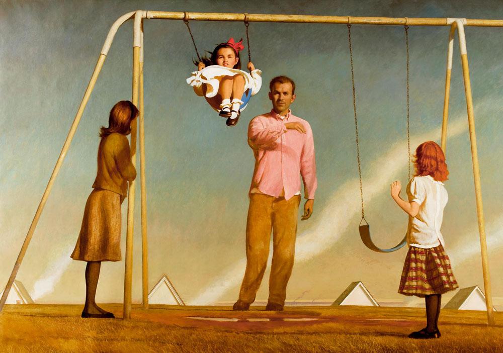 Bo Bartlett - Vashon, WA artist