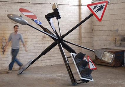 Brad Downey - Berlin, Germany artist