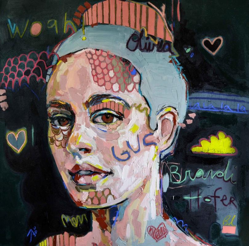 Brandi Hofer - Lloydminster, AB, Canada artist