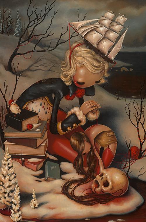 Brandi Milne - Los Angeles, CA artist