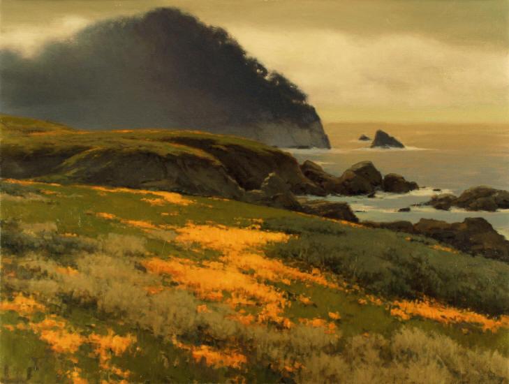 Brian Blood - Monterey, CA artist