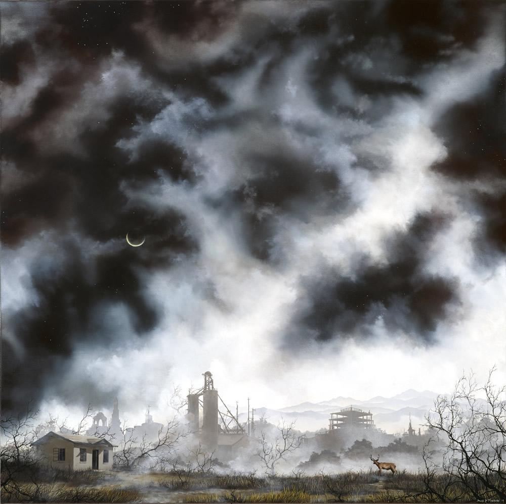 Brian Mashburn - Asheville, NC artist