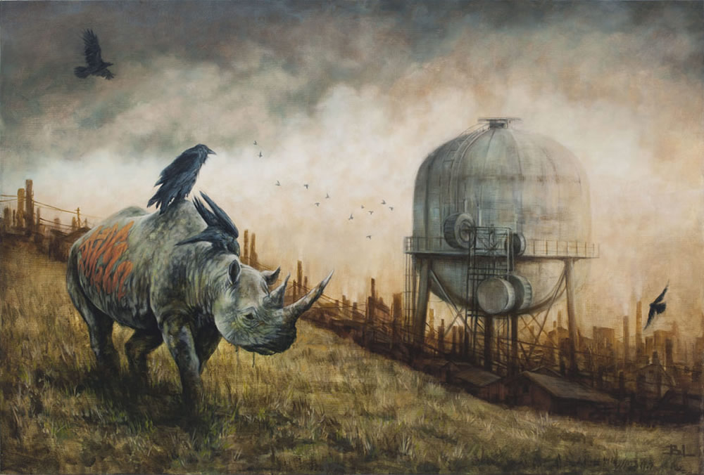 Brin Levinson - Portland, OR artist
