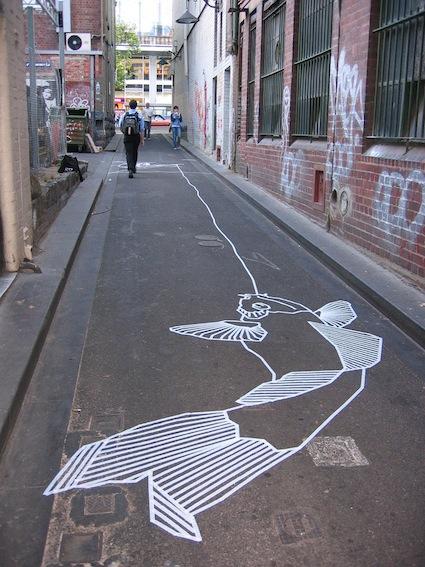 Buff Diss - Melbourne, Australia artist