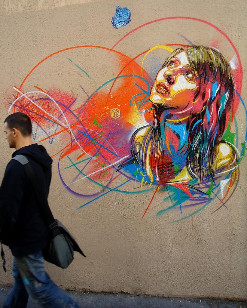 C215 - Paris, France artist