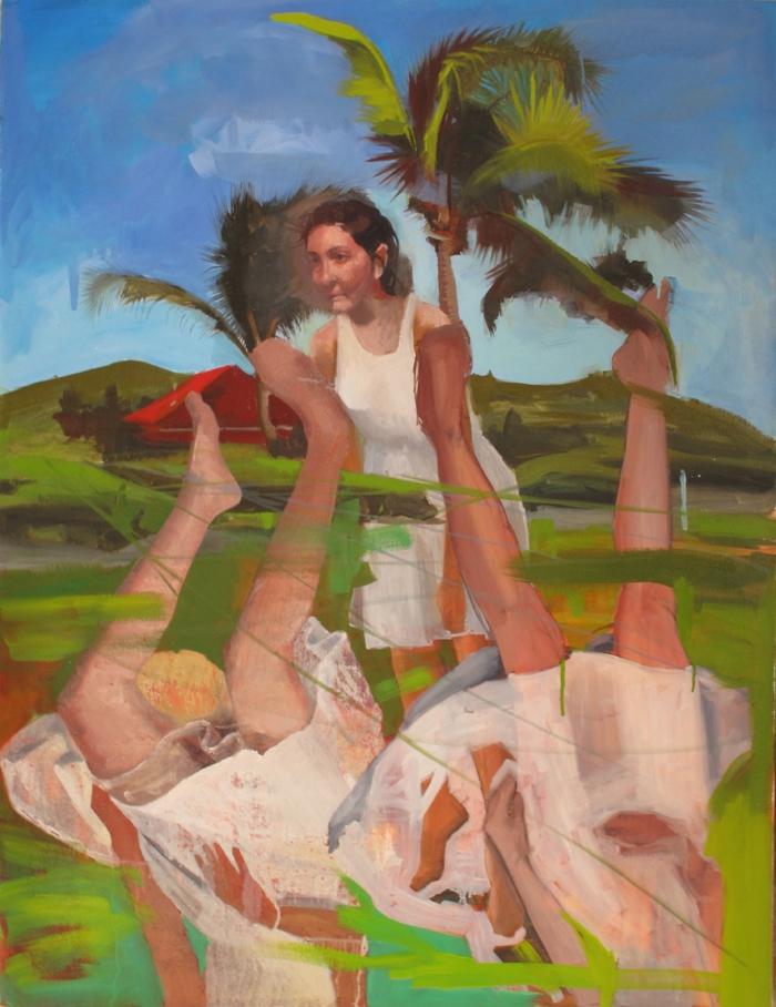 Caitin Hurd - New York, NY artist