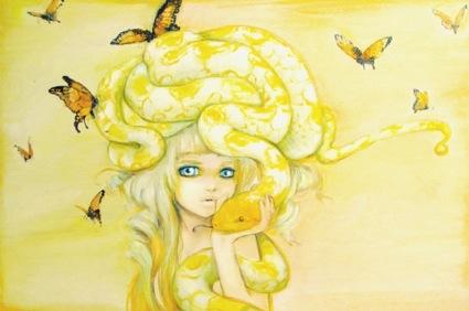 Camilla d'Errico - Vancouver, BC, Canada artist