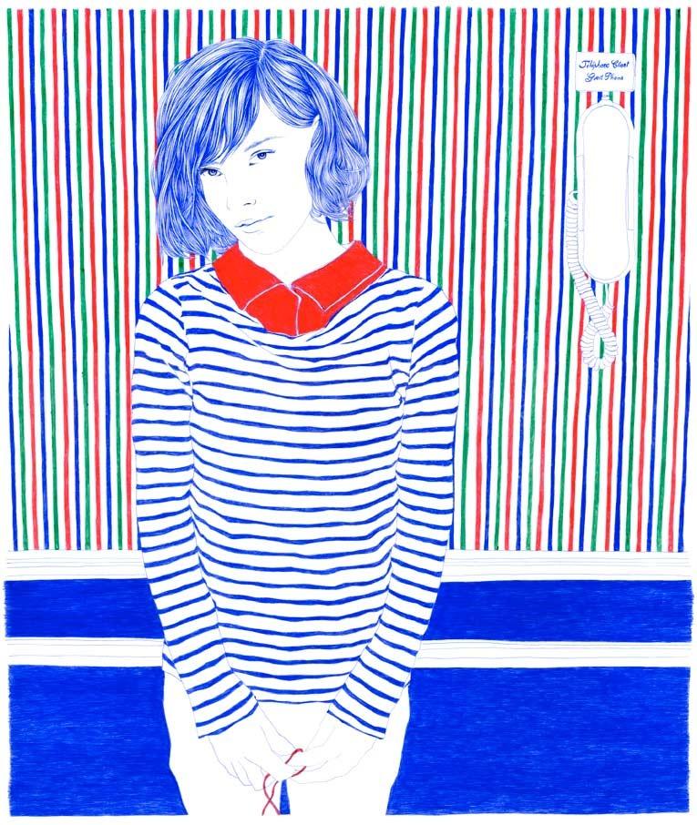 Carine Brancowitz - Paris, France artist