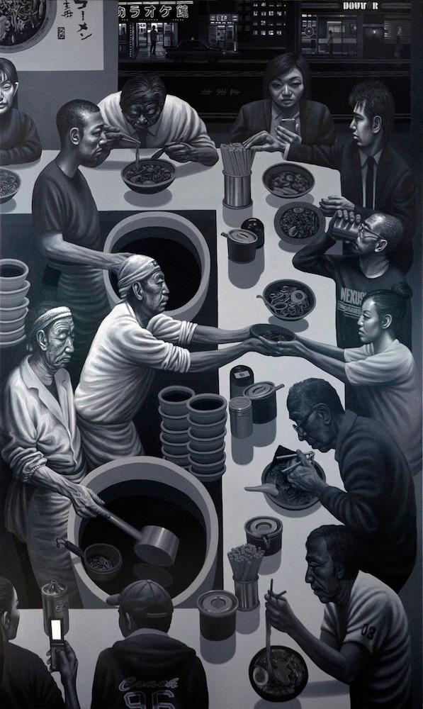 Carl Randall - London, UK artist