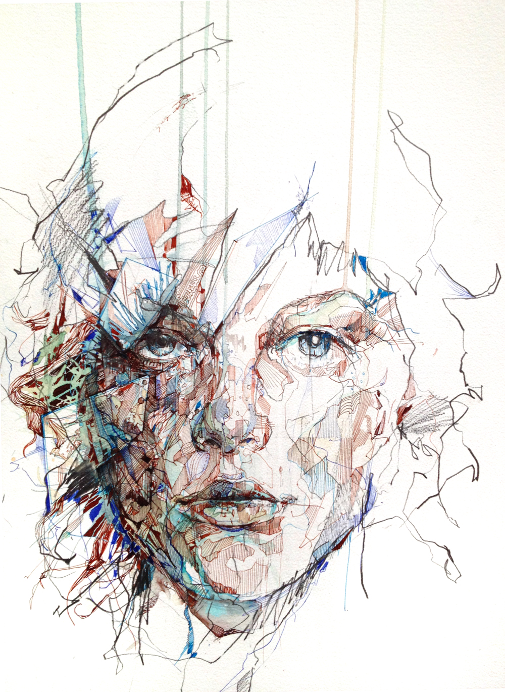 Carne Griffiths - London, UK artist