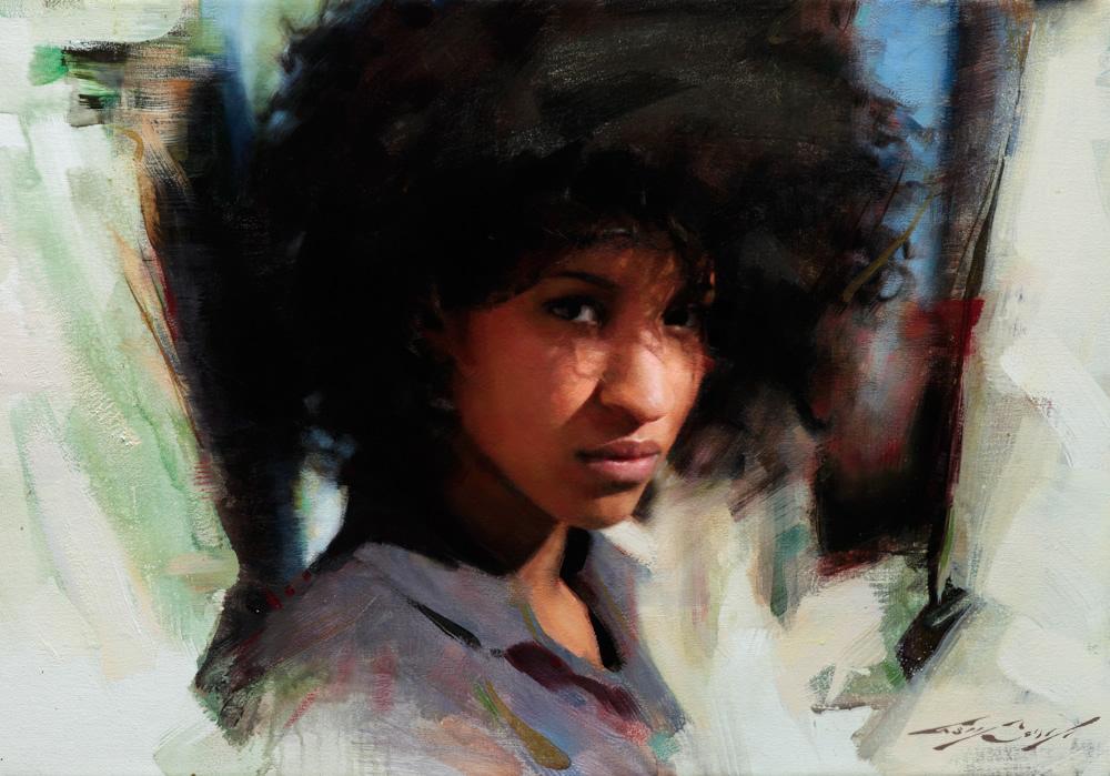 Casey Baugh - Framingham, MA artist